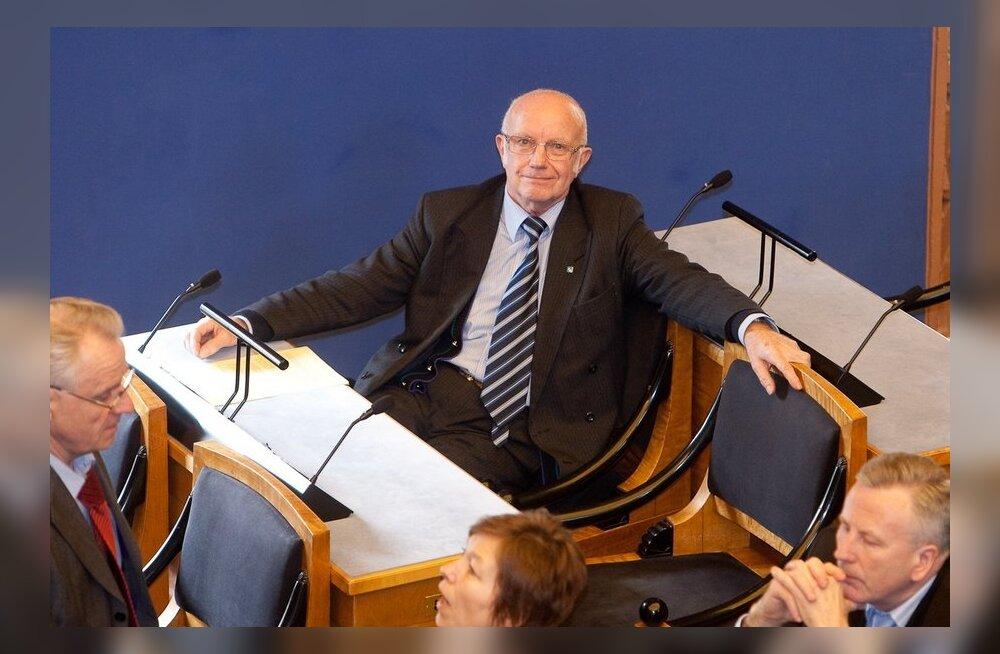 Riigikogu esimehe valimised