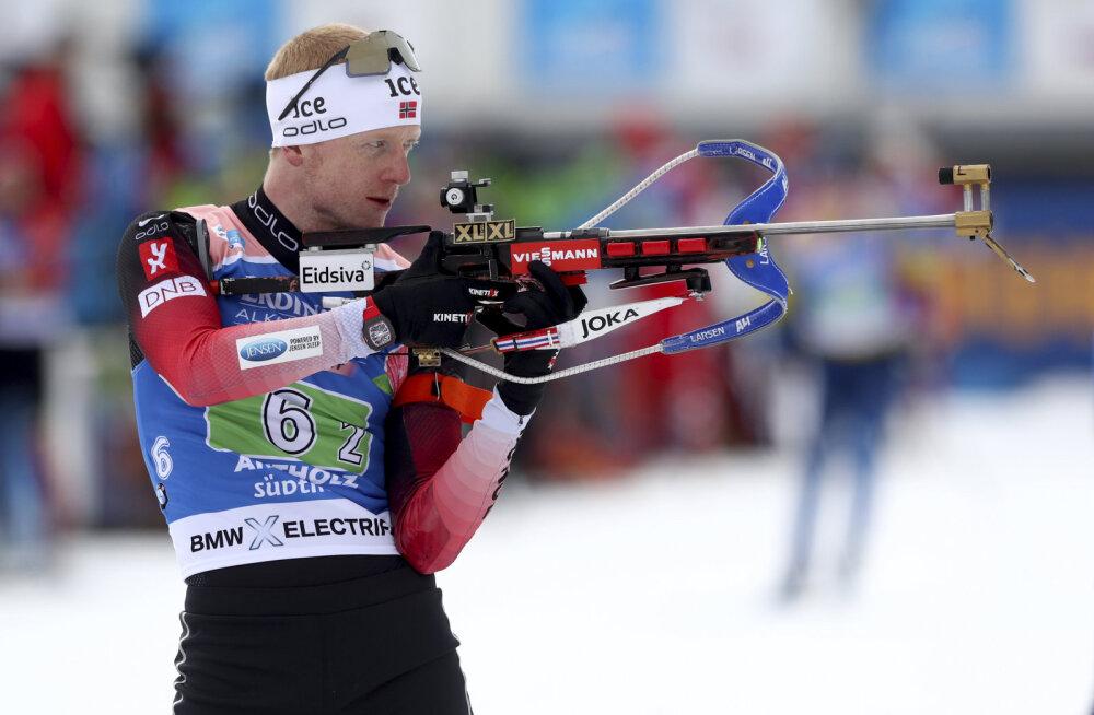 BLOGI   Norra tuli maailmameistriks, Zahkna ja Oja jäid esikümnest välja