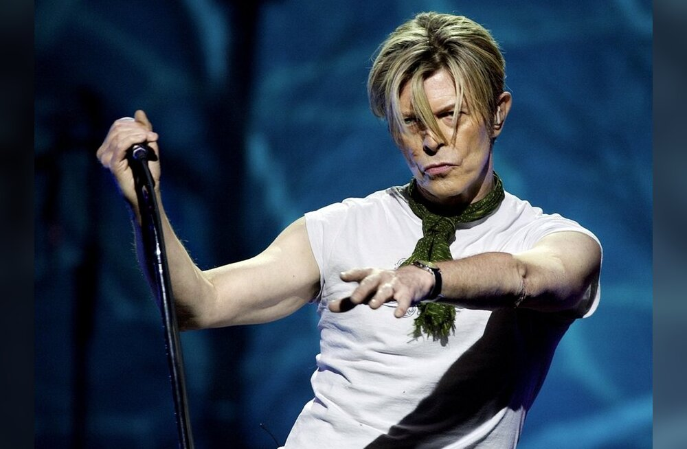 David Bowie läks salaja pensionile