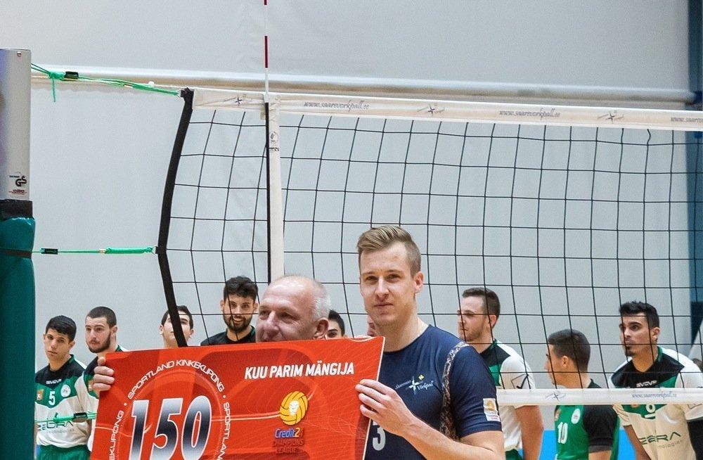 võrkpalli Challenge Cupi 1/16-finaali esimeses kohtumises alistas Saaremaa Võrkpalliklubi 3:1 Iisraeli meeskonna Kfar Saba Hapoeli