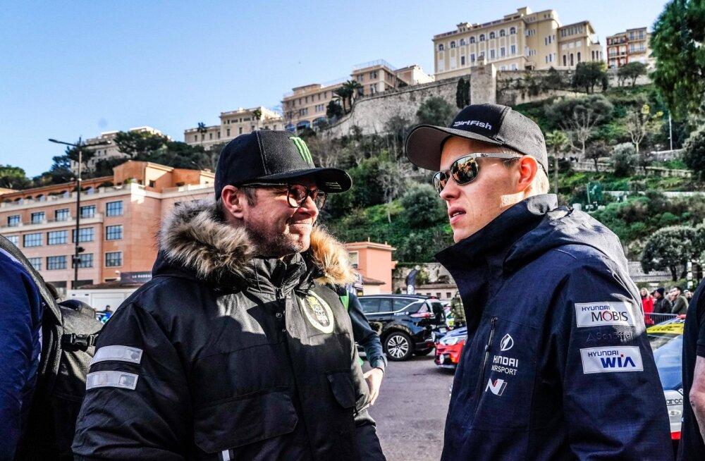 Petter Solberg Tänaku avariist: kohutavaim, mida ma näinud olen