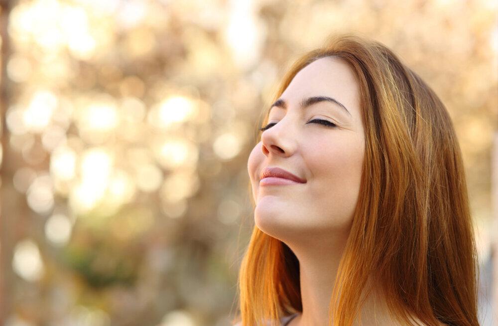 Kõhuhingamisega saad stressist vabaks