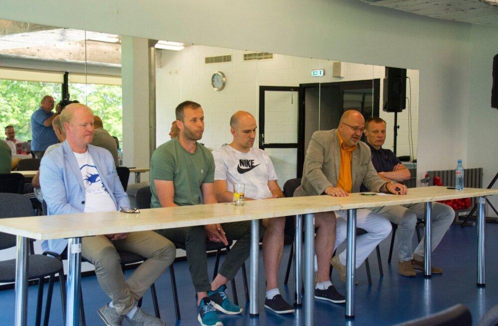 BC Valga-Valka kinnitas ametisse uue peatreeneri