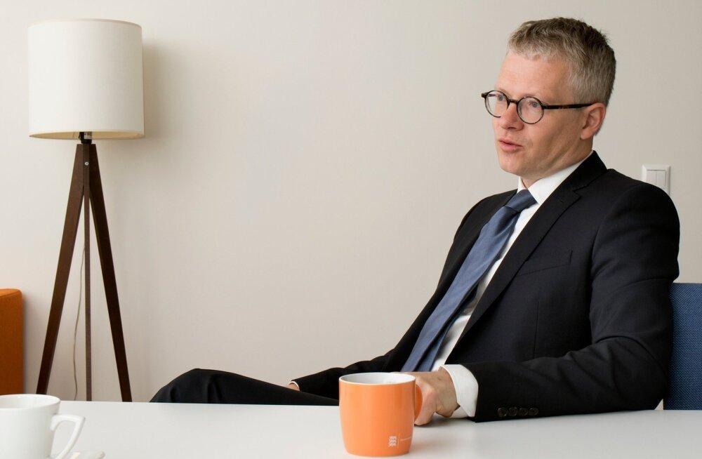 Мягги заявил, что в подготовке письма из Европарламента участвовали Паэт и Ансип. Паэт называет это ложью