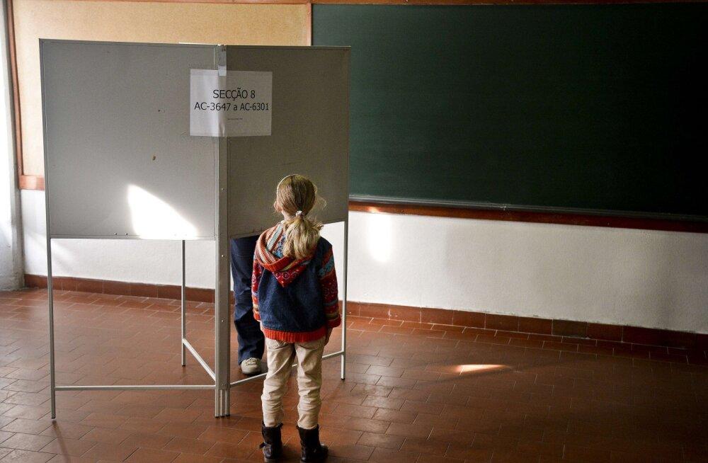 Portugali kooli missioon on õnnelikud lapsed