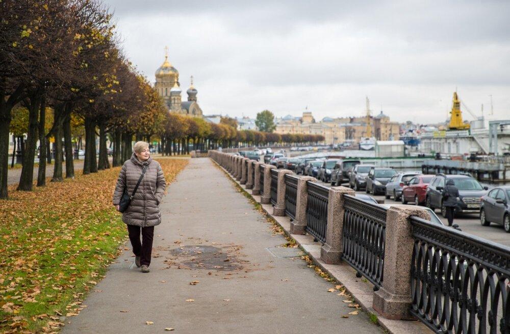 Katre Grigorjeva arvates võib Venemaal elada ainult Peterburis.