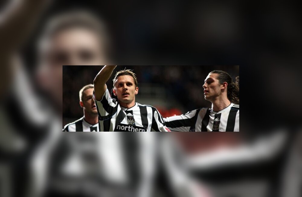 Peter Lovenkrands (Newcastle United)