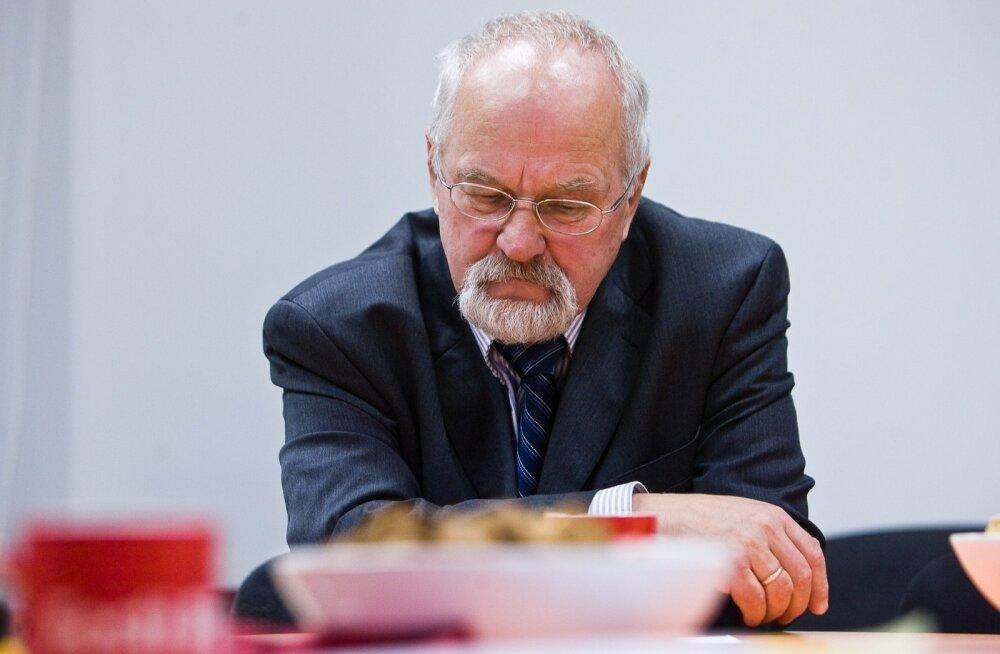 ГЛАВНОЕ ЗА ДЕНЬ: Ушел из жизни политик и академик Пеэтер Тульвисте