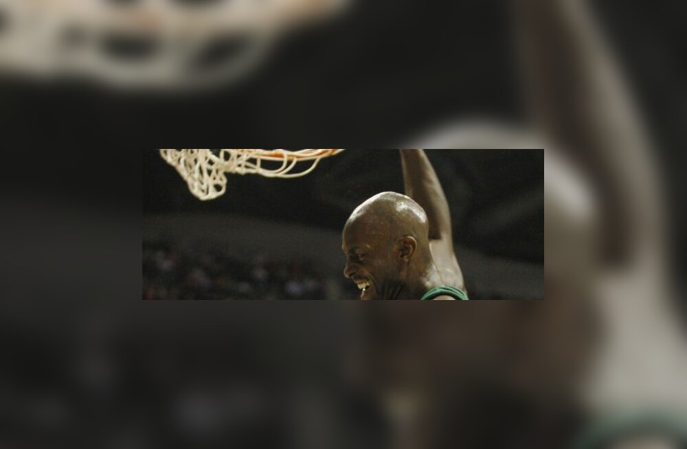 Boston Celticsi Kevin Garnett