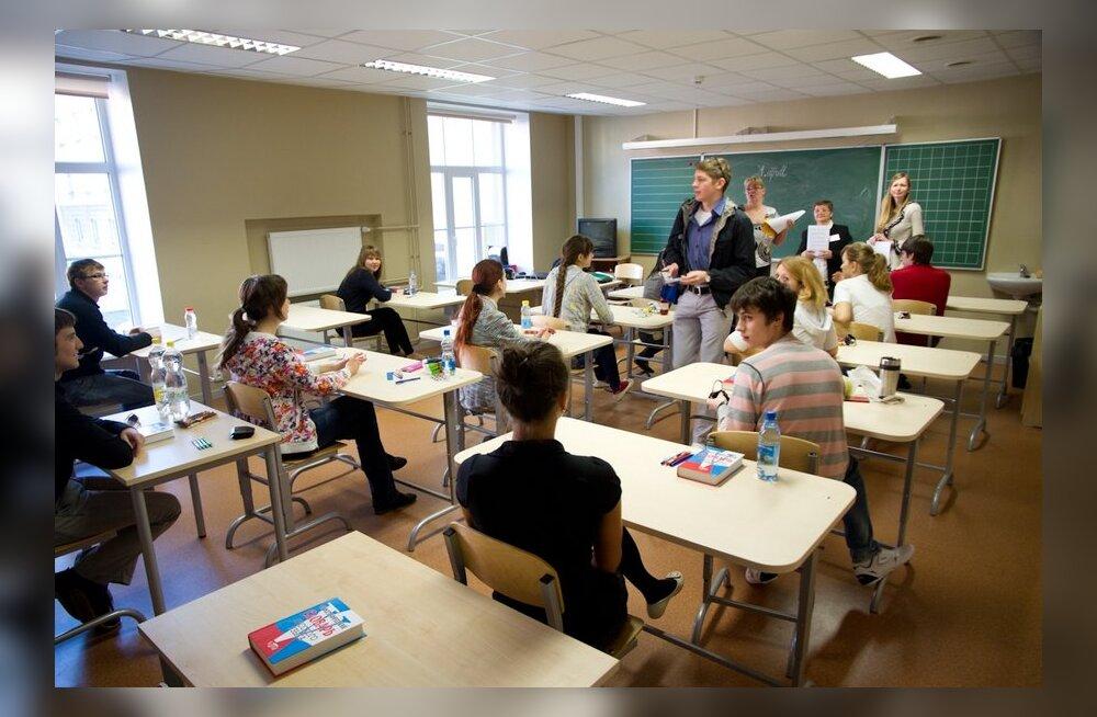 Lapse aitab eliitkooli vassimine
