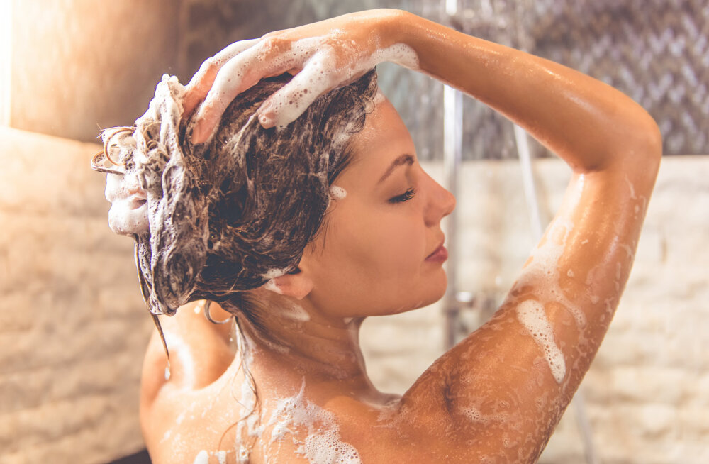 Üks neljast naisest tunnistab, et on teinud duši all seda häbiväärset tegevust