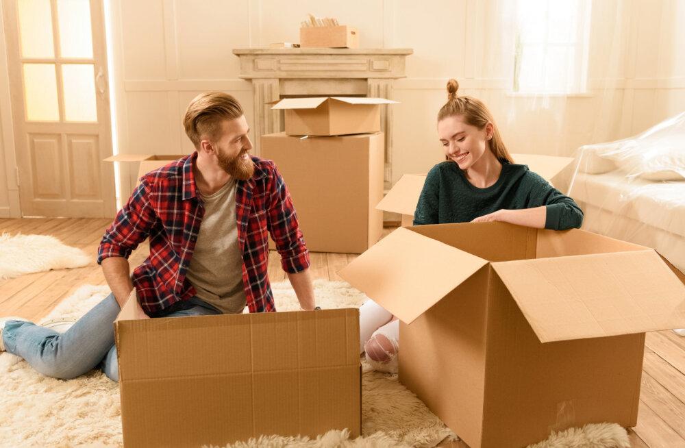 Vabane kasutust kolast: nipid, mis aitavad sul tekitada oma koju ja ellu rohkem ruumi