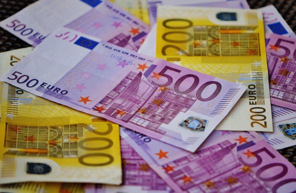 Экономика еврозоны медленно восстанавливается