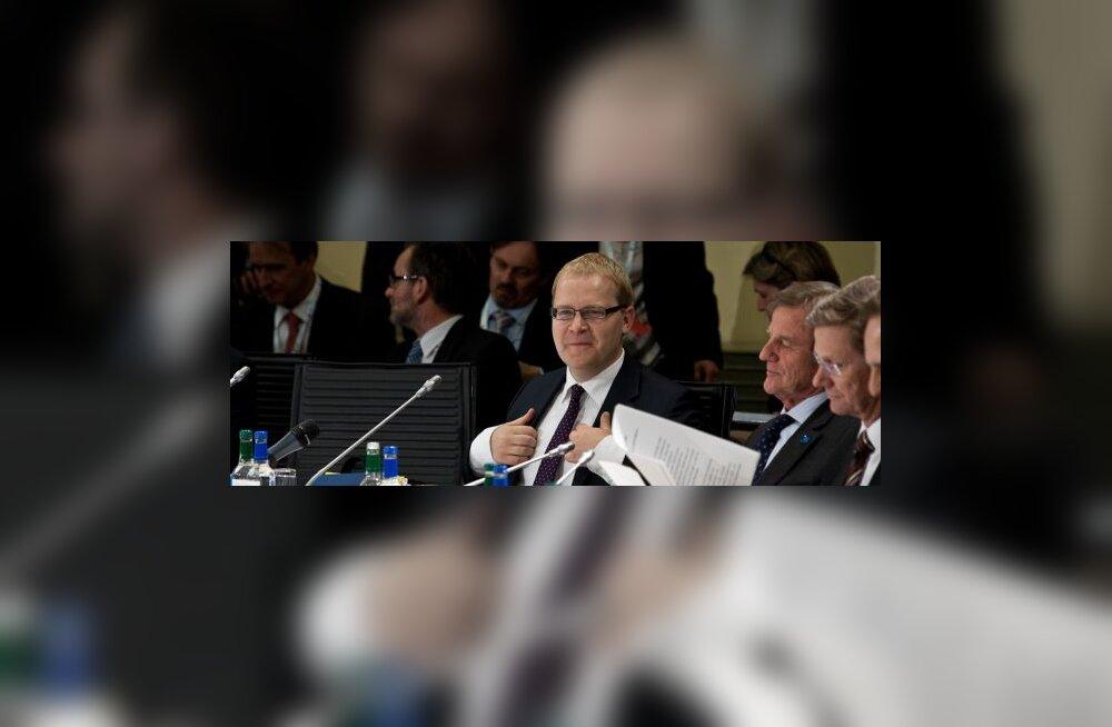 Nato välisministrite kohtumine