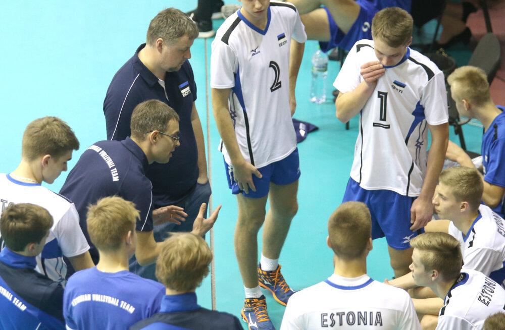 Eesti U17 koondis lõpetas tugevatasemelise turniiri Valgevenes