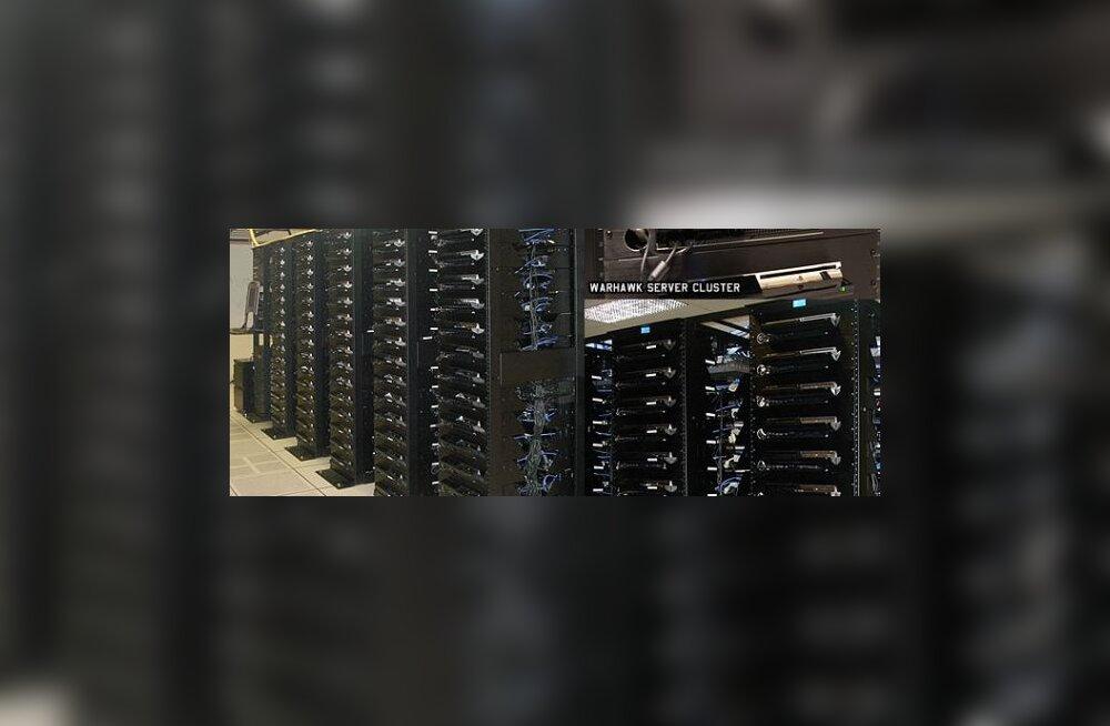 Kuidas ehitada säästuajal superarvutit?