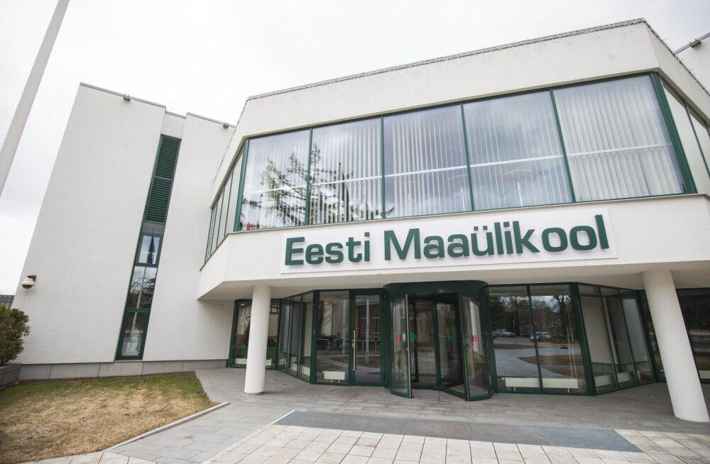 Eesti maaülikooli peahoone