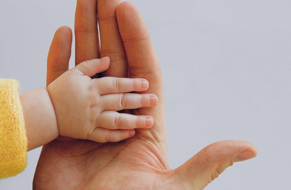 Департамент статистики: у 88 отцов в Эстонии — 10 и более детей