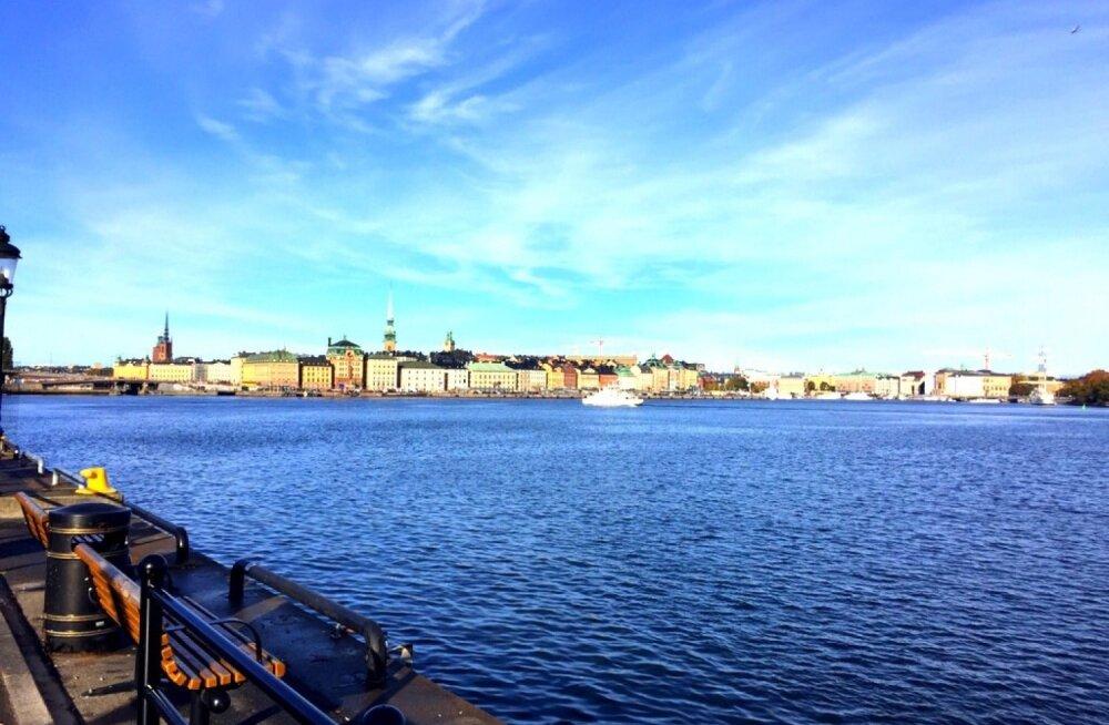 ФОТО читателя Delfi: А вам понравился Стокгольм?