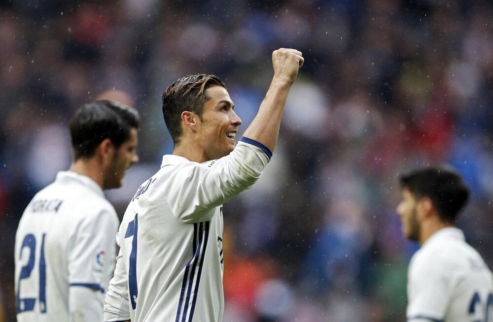 VIDEO: Cristiano Ronaldo purustas 46-aastase Euroopa rekordi