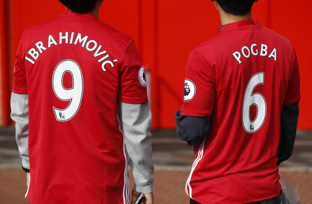 Manchester Unitedi fännid