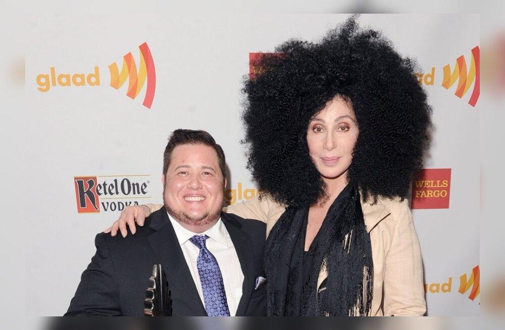 FOTOD: Cheri kogukas tütrest poeg on kõvasti kaalust alla võtnud ja pea tundmatuseni muutunud