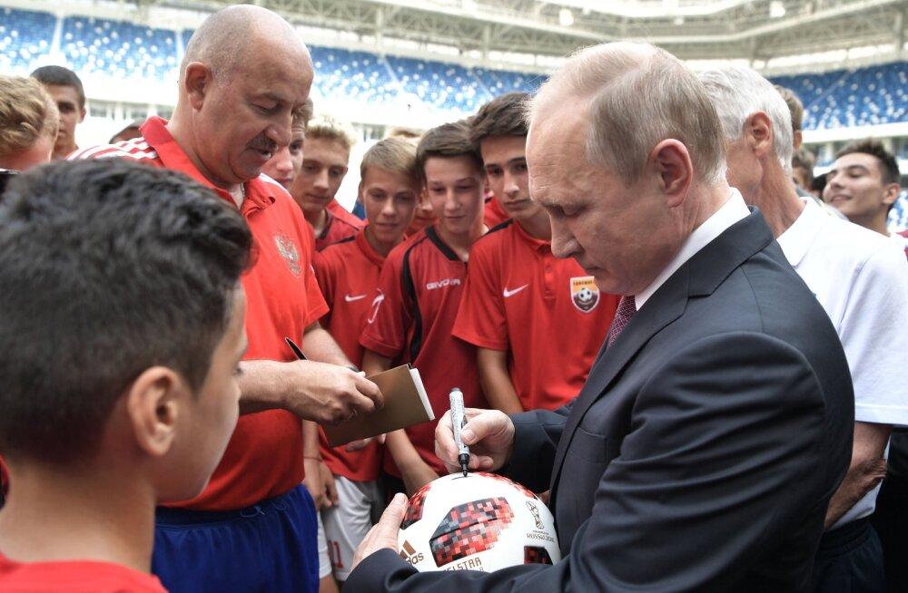 Tšertšessov ja Putin