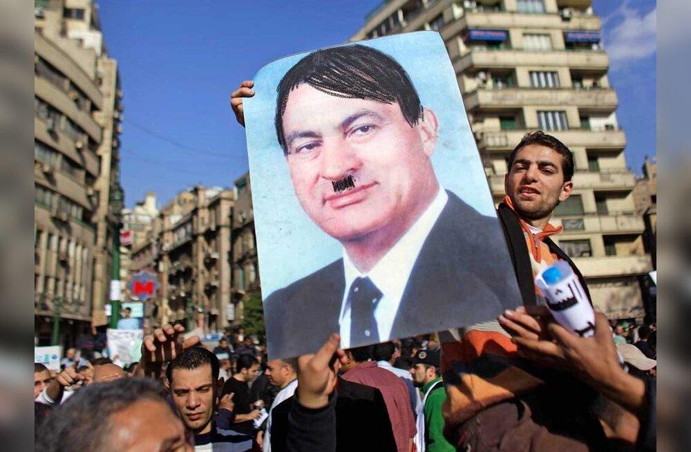 Revolutsioon maksab Egiptusele 220 miljonit eurot päevas