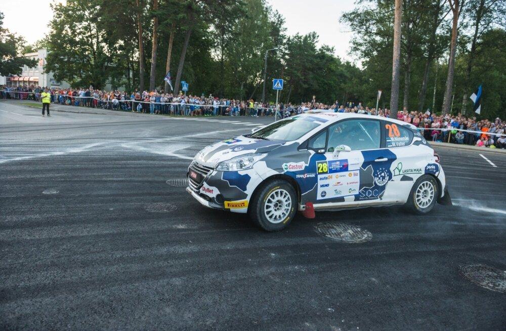 Rally Estonia 2016 teine päev