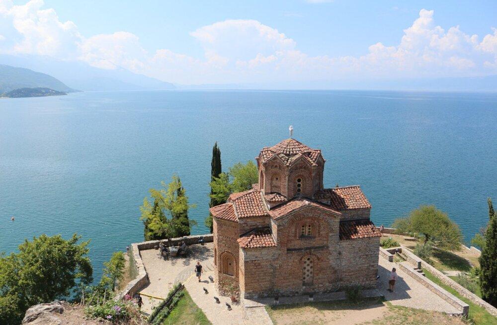 REISIKOMPASS: Balkani pealetung