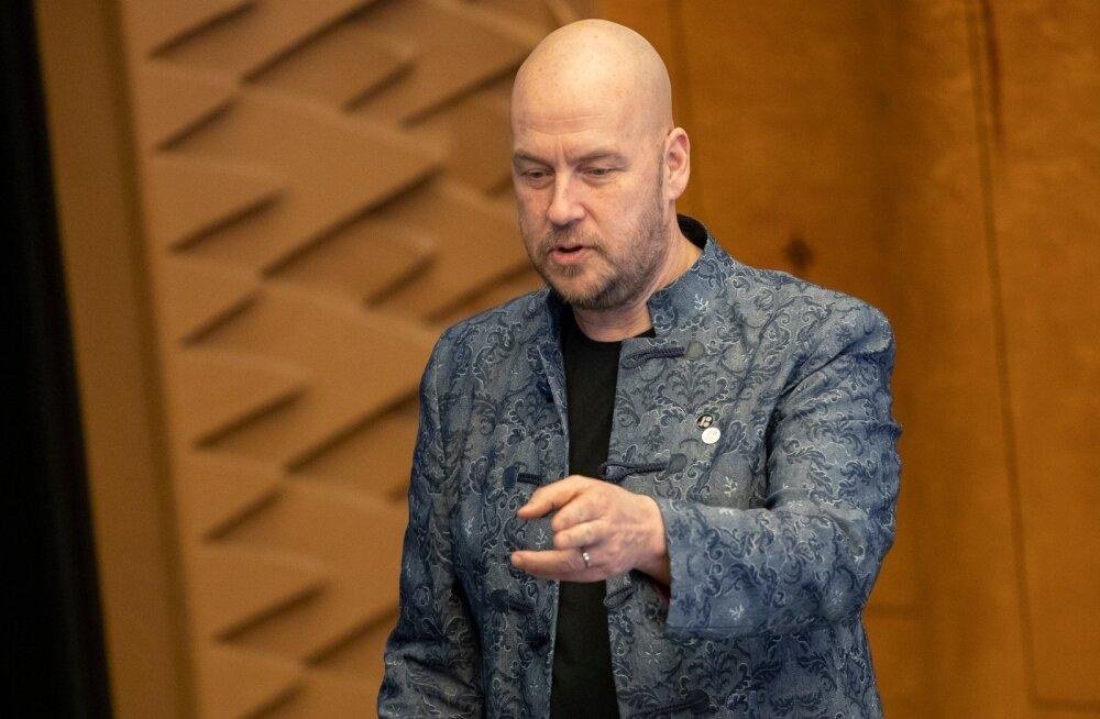 Artur Talvikust sai uuesti riigikogu korruptsioonivastase erikomisjoni esimees