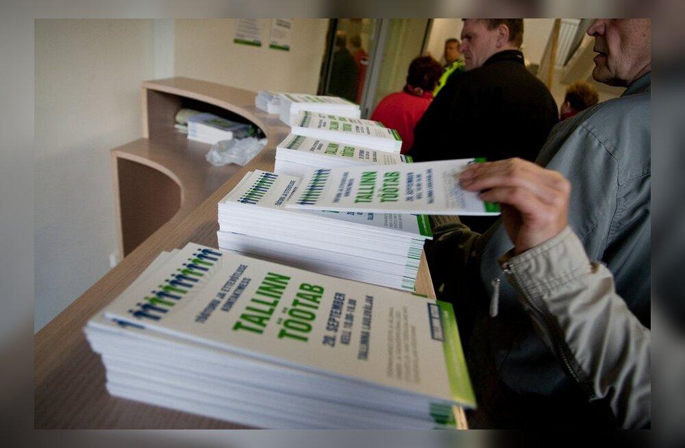 В Таллинне пройдет бесплатный инфодень для ищущих работу