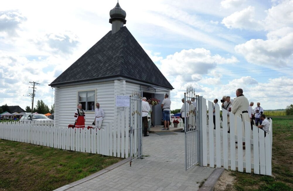 Kiri Konstantinoopoli patriarhile: palvetage petserimaalaste õiguse eest elada ühtses Eesti Vabariigis
