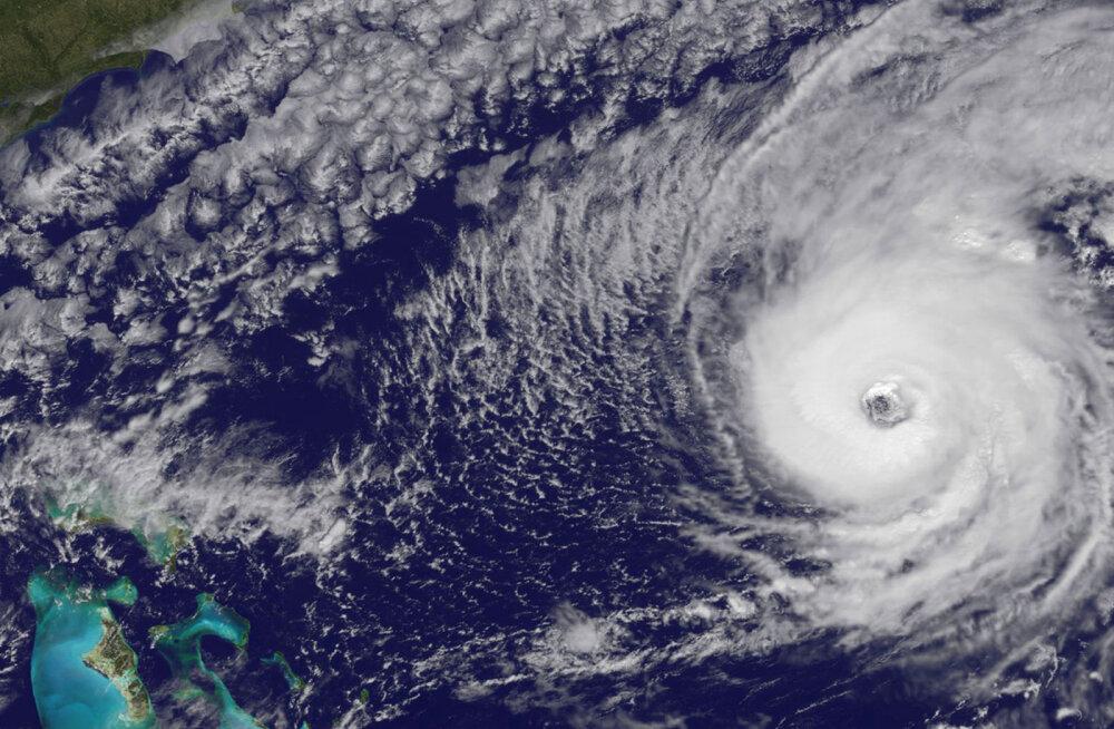 Kuidas tekivad äärmuslikud orkaanid?