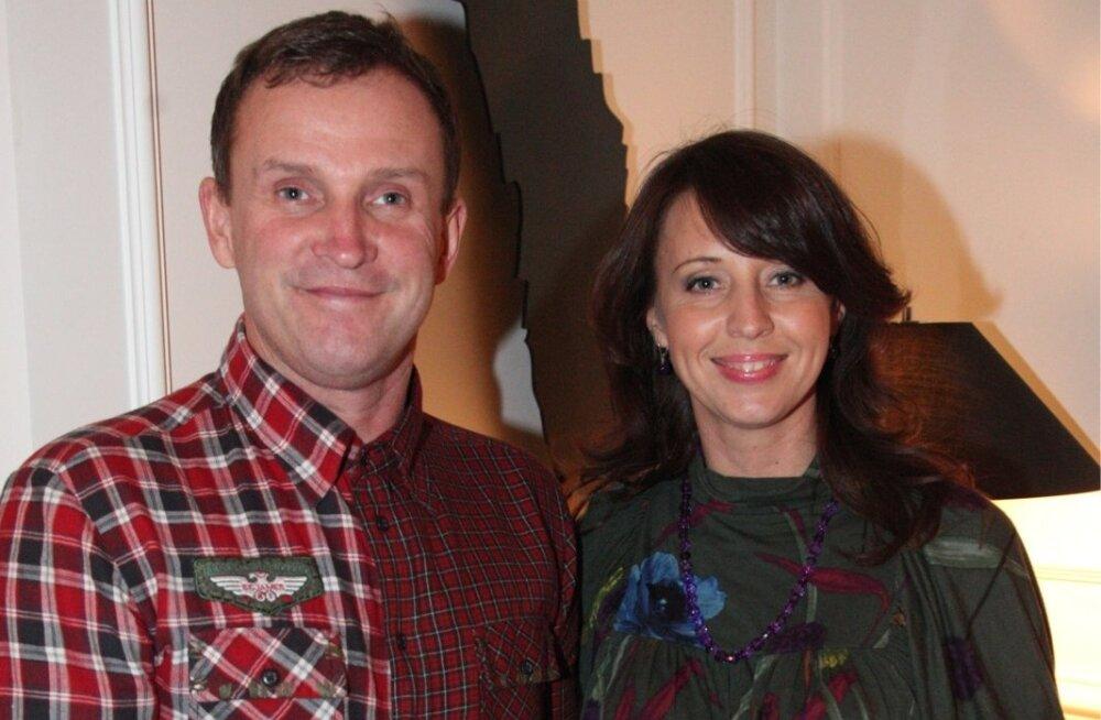 Natalya Senchukova, Viktor Rybin