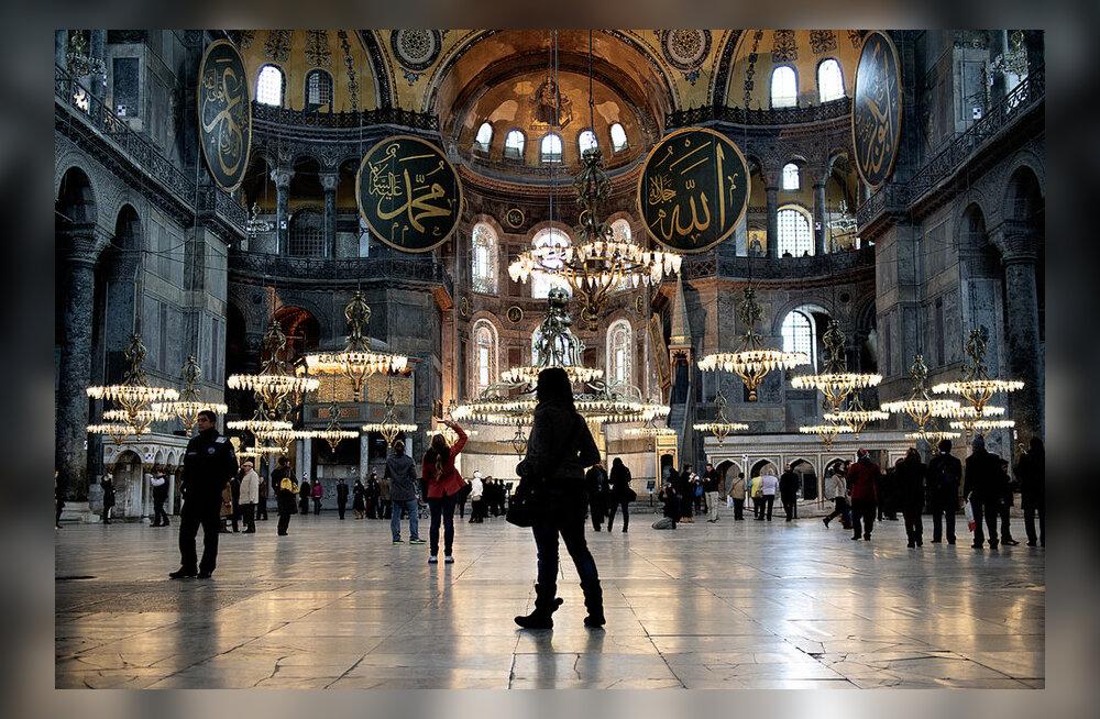 Reisikiri: Istanbul – rahulikult tormav suurlinn