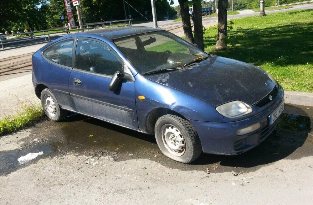 Vana auto