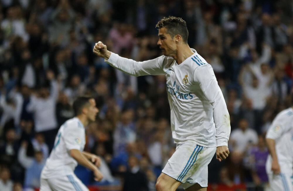 VIDEO | Ronaldo lõi järjekordse iluvärava, mida kogu maailm saab hakata järele proovima