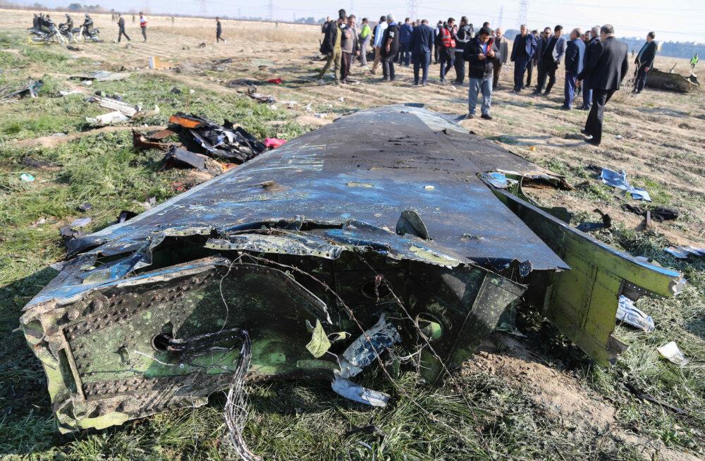 Иран отверг обвинения в том, что украинский самолет был сбит иранской ракетой