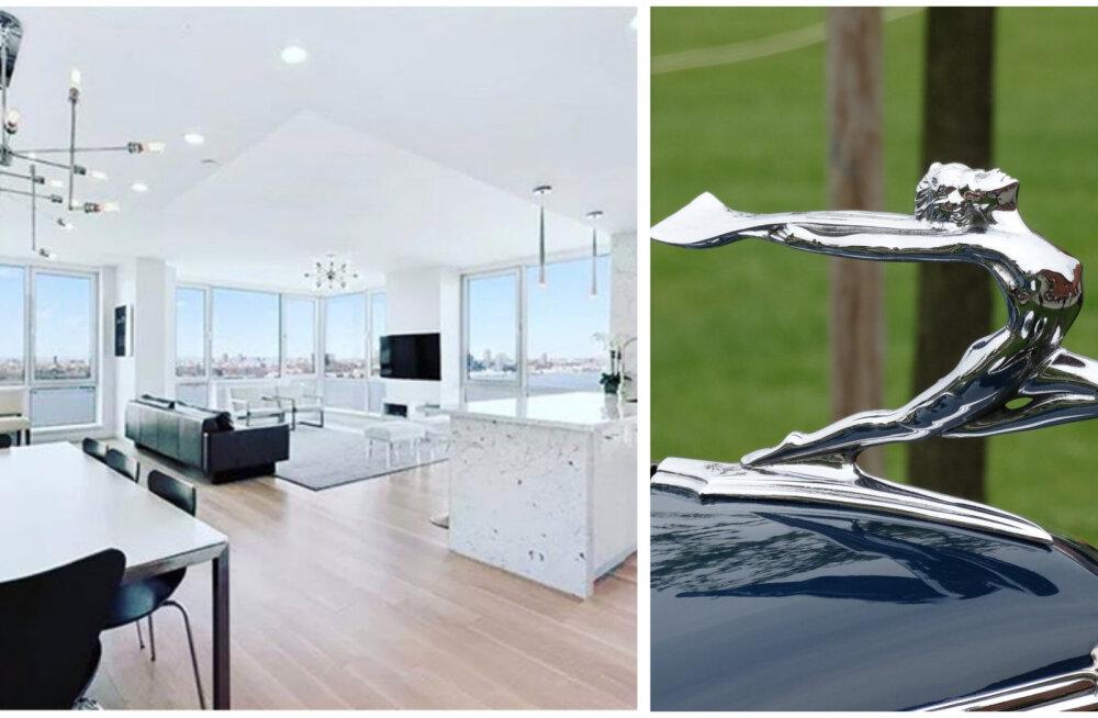 ВИДЕО│Яхта, Lamborghini, два Rolls-Royce и билеты на полет в космос — всё это за покупку апартаментов в Нью-Йорке за 85 миллионов долларов!