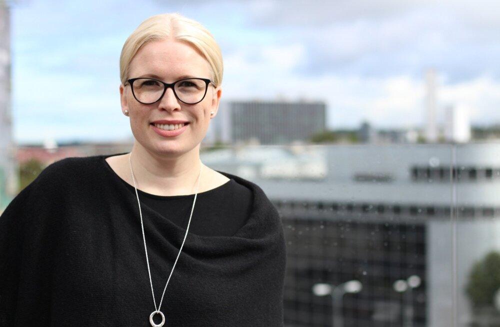 Terhi Pääskylä-Malmström: soomlane ostis eestlase jõukamaks. Andke andeks, et vahel märatses ka