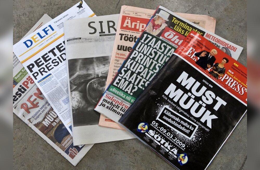 Oivalise ajakirjanduse aastapreemia žürii valis nominendid
