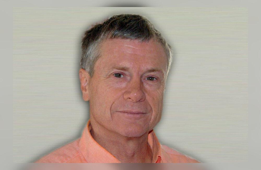 """Vaimne õpetaja ja koolitaja Colin P. Sisson: """"Elu ongi õnn"""""""