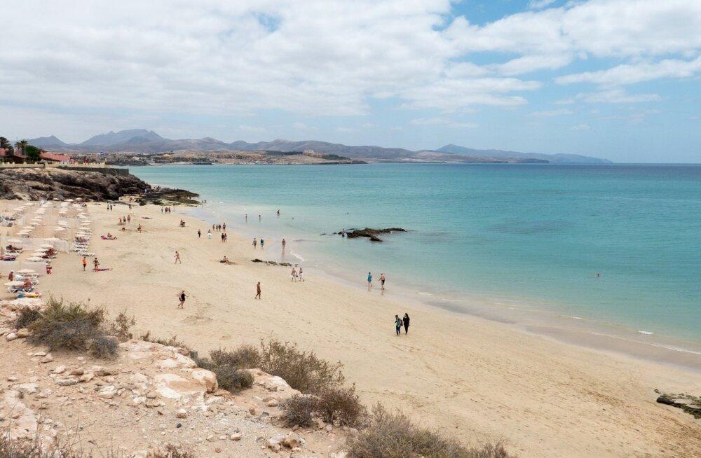 Lenda juba järgmisel nädalal Fuerteventurale: edasi-tagasi otselend Helsingist kõigest 75 eurot!
