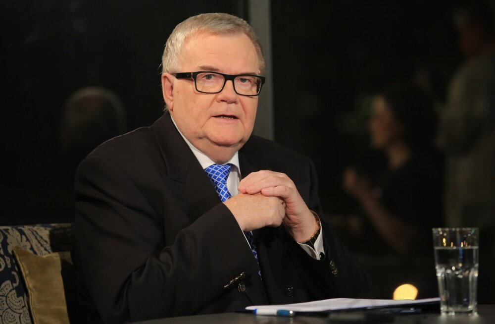 Edgar Savisaar: ma ei arva, et Kallasest tuleks halb president - parem kui Ilves
