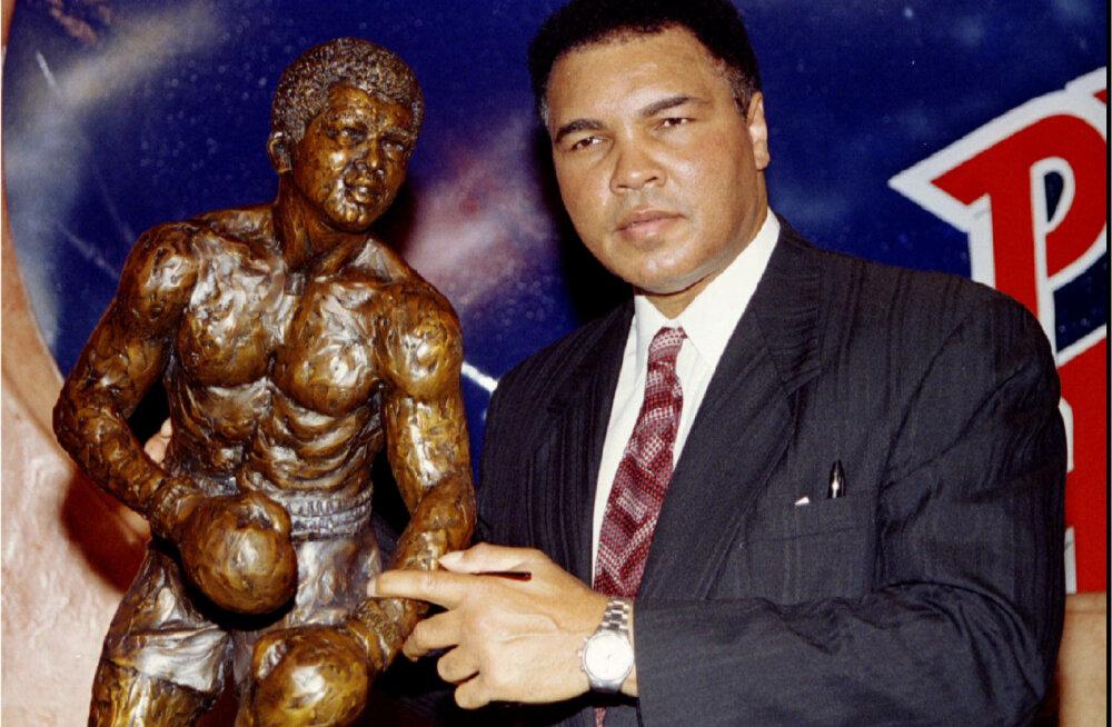 Muhammad Ali poeg usub, et ta isa ei oleks toetanud praeguseid rassismivastaseid liikumisi