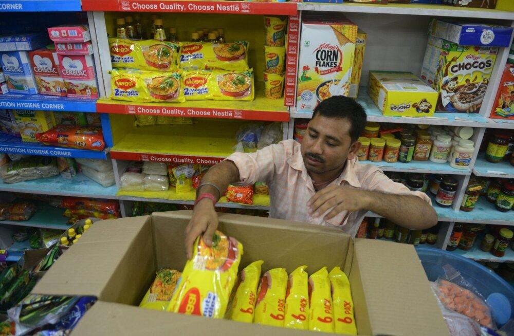 Jaekaupmehed lõpetasid kaks kuud kestnud Nestle toodete boikoti