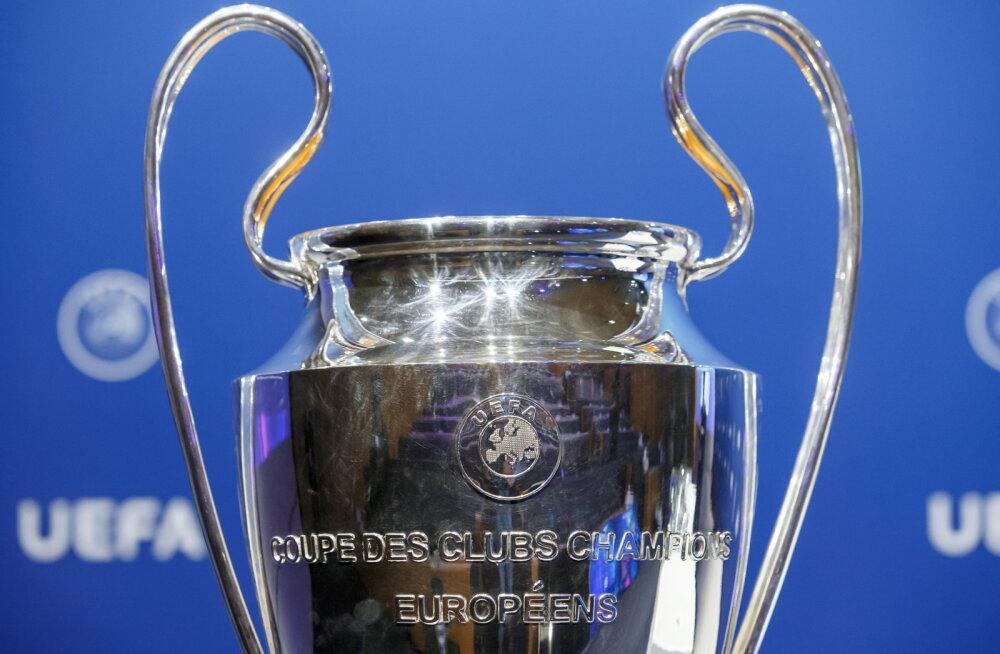 UEFA ettepanek: Meistrite liiga mängud peetakse augustis iga kolme päeva tagant