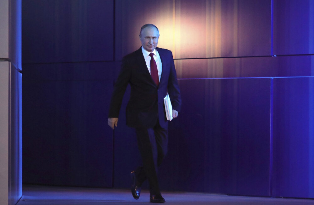 """Novaja Gazeta: Venemaal toimub """"manipulatsiooni vormi muutumine"""" või """"revolutsioon ülaltpoolt"""""""