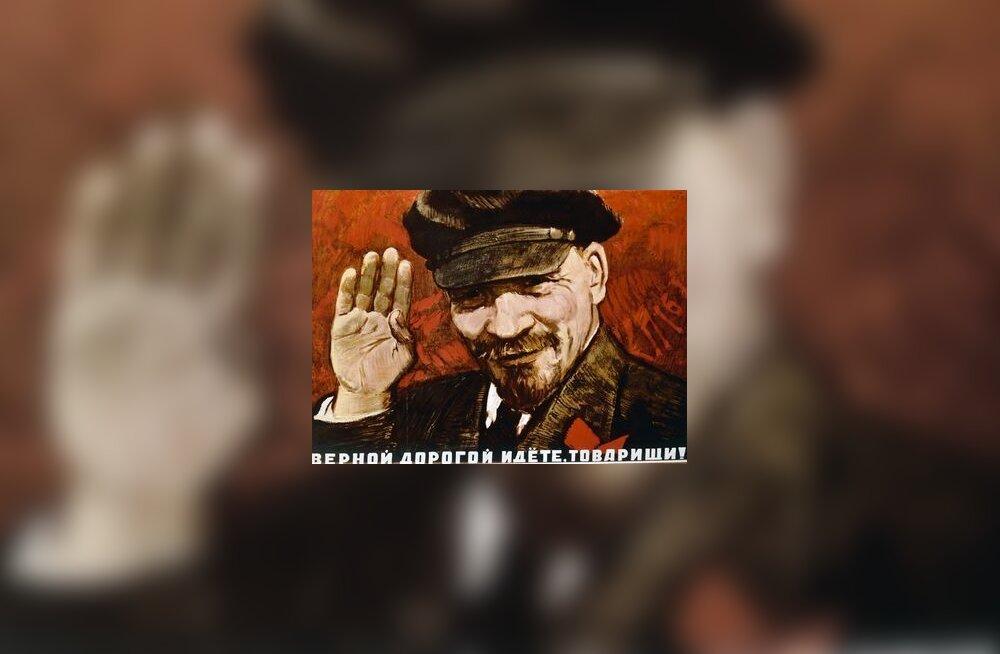 Poola seim keelas vangla ähvardusel Leniniga särgid